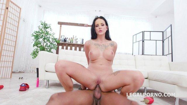 порно ролики тройной анальный фистинг